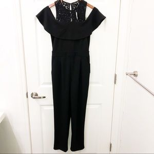 NWT Express beautiful jumpsuit size 4